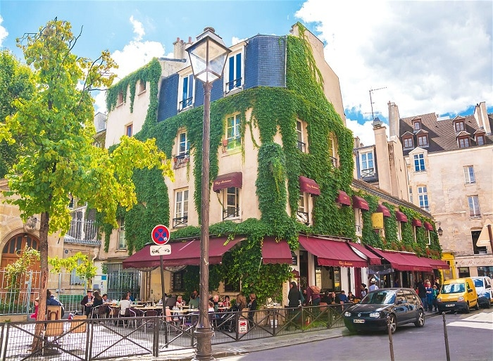 Must-See places in Paris 2